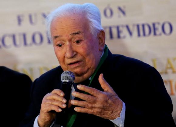 Belisario Betancur. Foto: Reuters