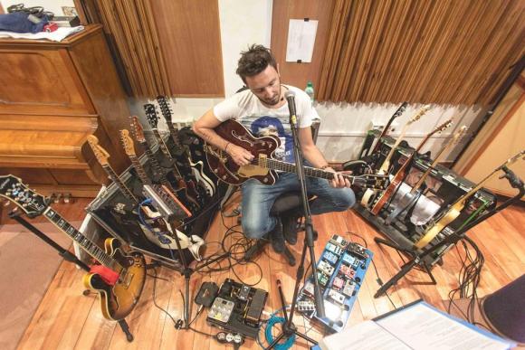 El miércoles, la banda uruguaya oficializó en sus redes sociales su sello independiente, Elefante Blanco.