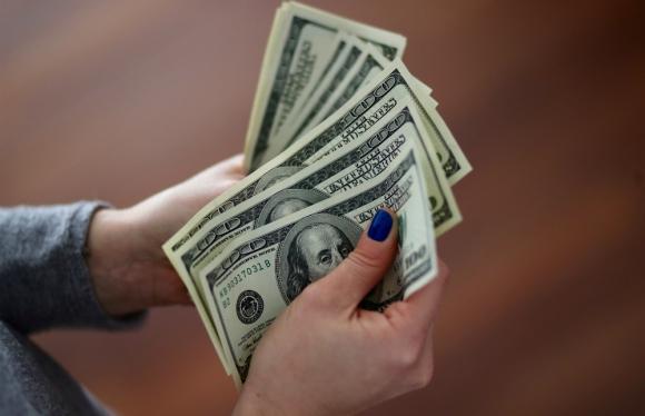 Dólares. Foto: Reuters.