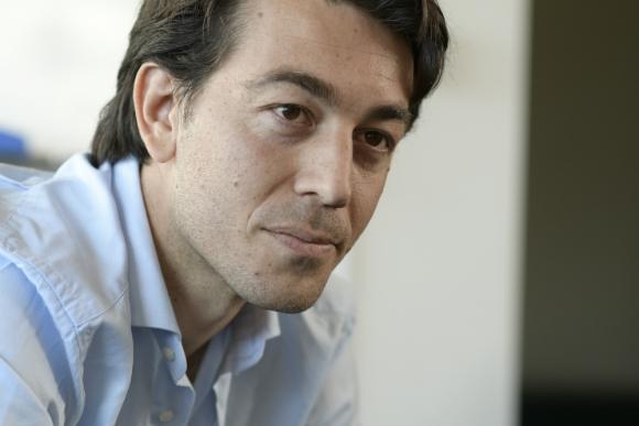 Juan Sartori. Foto: Leonardo Mainé