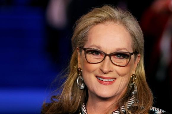 Meryl Streep, la gran dama del cine no se perdió el estreno