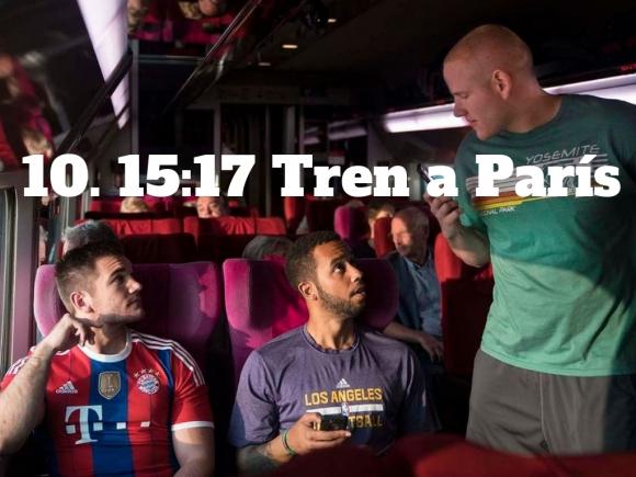 Tren a París 15:17