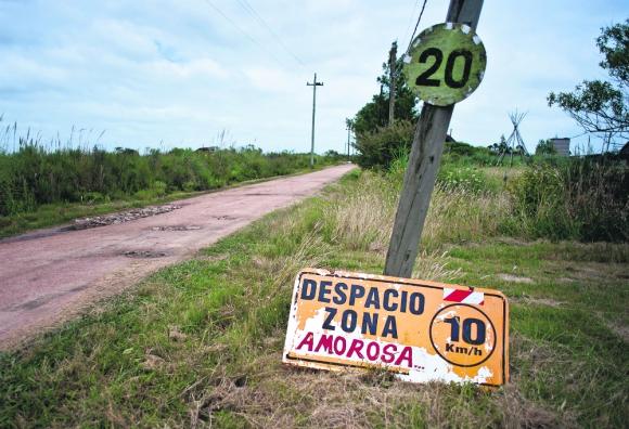 La Comerca y La Tierrita están ubicadas a 34 kilómetros de la capital. Foto: F. Ponzetto