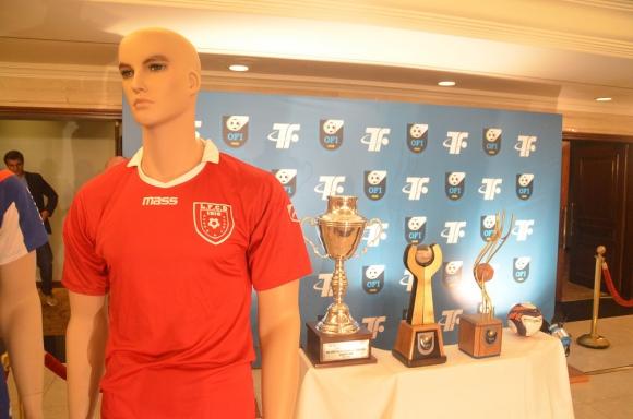 Lanzamiento de la 16ta Copa de OFI.