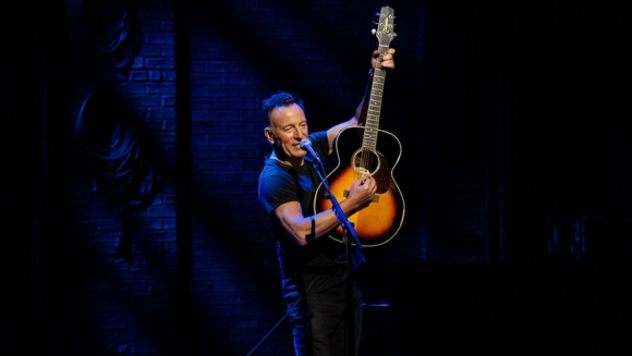 """Bruce Springsteen On Broadway"". Foto: Netflix"