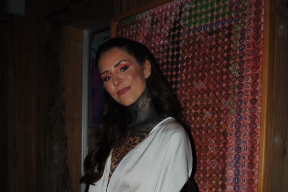 Candelaria Tinelli.