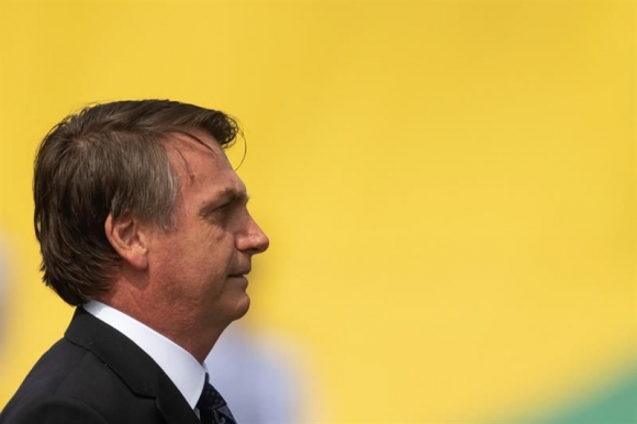Jair Bolsonaro. Foto: EFE
