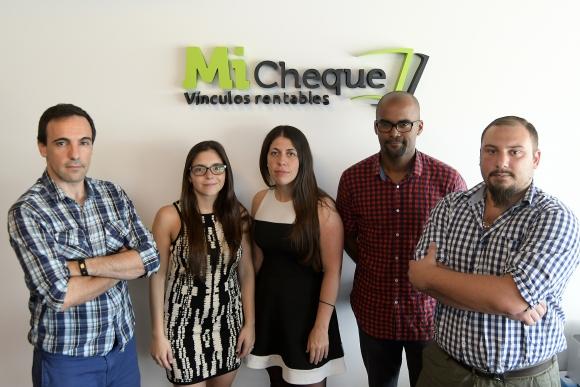 La empresa se formó en 2016 por profesionales de áreas de desarrollo de software y finanzas.