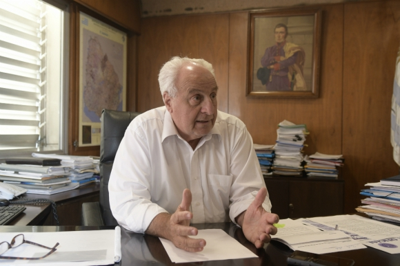 Víctor Rossi. Foto: Marcelo Bonjour
