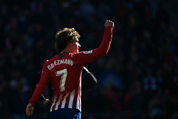 Antoine Griezmann sigue convirtiendo goles que ganan partidos