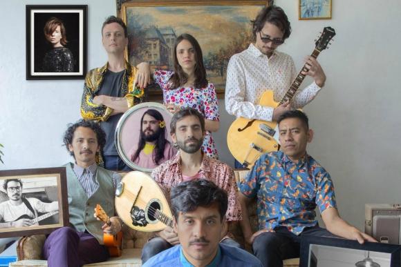 Núcleo Distante, un colectivo musical latinoamericano. Foto: Núcleo Distante