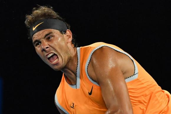 Rafael Nadal avanzó a la tercera ronda del Abierto de Australia