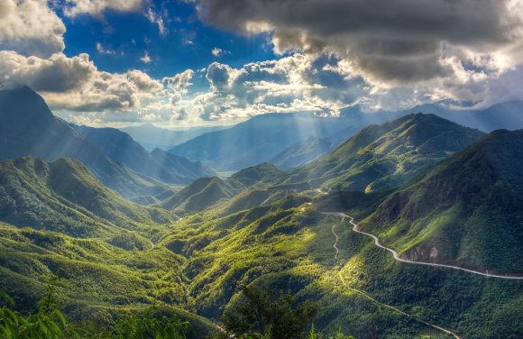 La extravagante belleza del paisaje vietnamita lo convierten en un destino de ensueño.