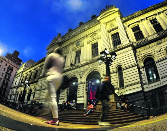 Udelar: la entidad será la encargada de reconocer los títulos a nivel de educación terciaria. Foto: G. Pérez