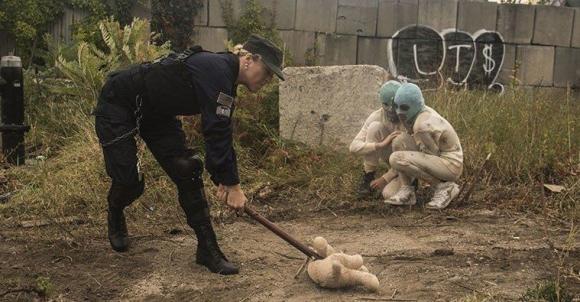 Imagen del video Police State de Pussy Riot