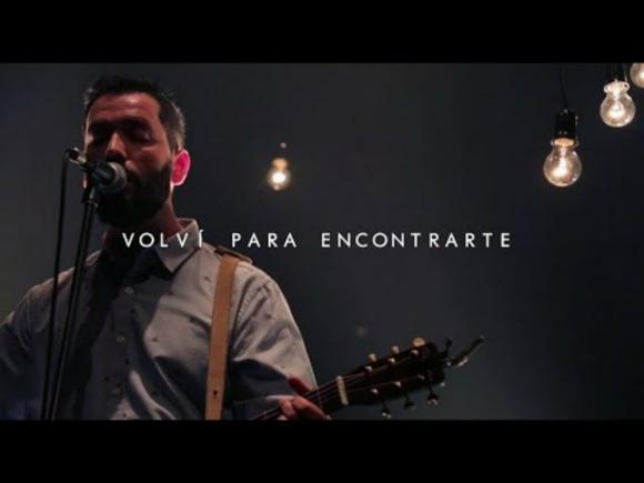 "Diego González - ""Volví para encontrarte"""