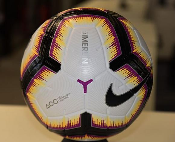 Nike Merlín: la nueva pelota de la Copa Libertadores. Foto: Conmebol.