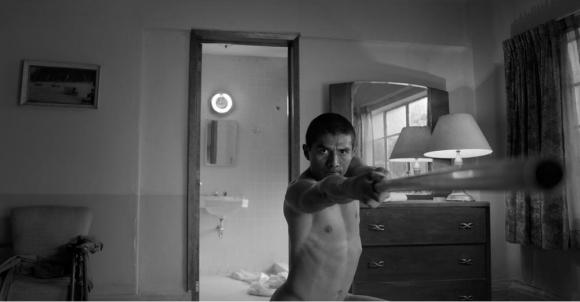 "Jorge Antonio Guerrero en ""Roma"". Foto: Netflix"