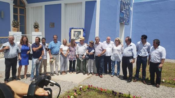 El centenario del nacimiento de Wilson Ferreira Aldunate concitó a figuras de la política. Foto: Partido Nacional
