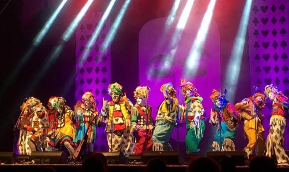 La Mojigata 2019. Foto: Twitter @teatrodeverano