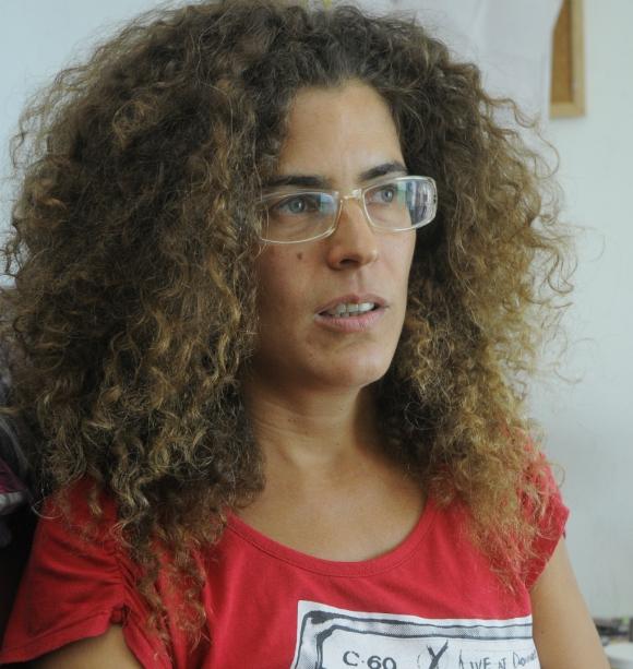 Samantha Navarro. Foto: Archivo El País