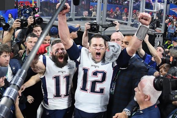 Notable. New England Patriots ganó su sexto Super Bowl.
