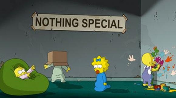 Imagen del corto The Longest Daycare de Los Simpson