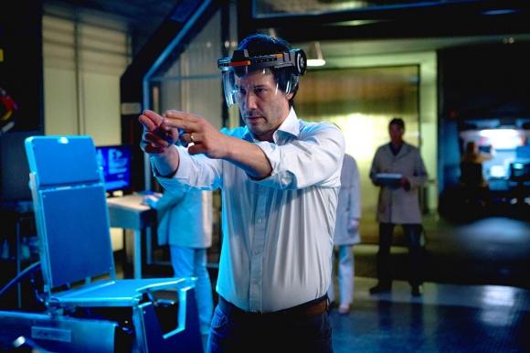 """Keanu Reeves en """"Réplicas"""". Foto: Difusión"""