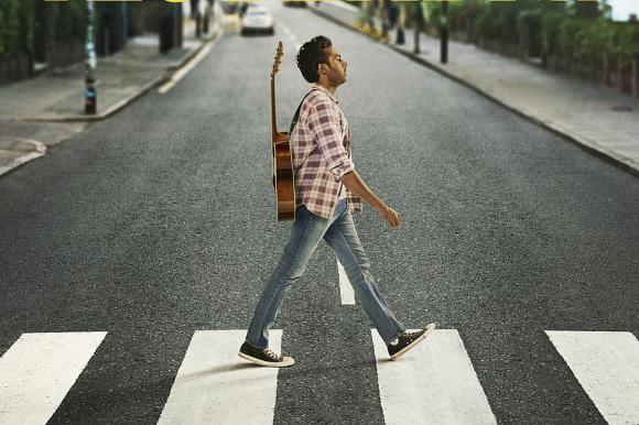 """Yesterday"", la película que imagina un mundo sin The Beatles. Foto: Difusión."