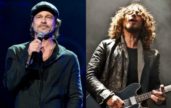 Brad Pitt producirá un documental sobre Chris Cornell. Foto: Getty Images