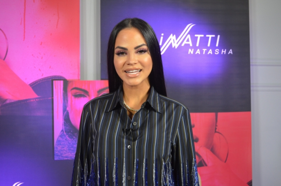 Natti Natasha. Foto: EFE