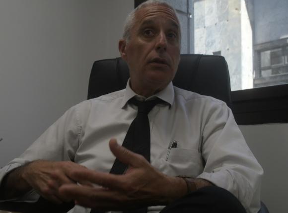 Fiscal Carlos Negro. Foto: Francisco Flores