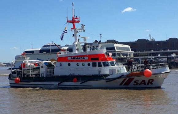 La Armada Nacional incorporó en noviembre pasado dos nuevas lanchas de salvataje de origen alemán. Foto: Armada Nacional