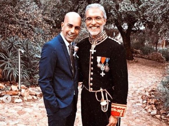 Charly San Martín y Jorge Noval Martínez