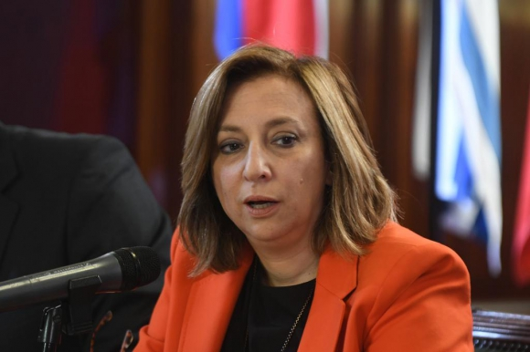 Mónica Bottero. Foto: archivo El País