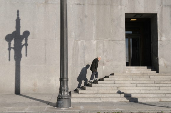 La seguridad social cada vez pesa más en las finanzas del Estado. Foto: Fernando Ponzetto