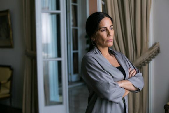 En El otro lado del paraíso, Pires interpreta a Elizabeth Monserrat. Foto: Gentileza Globo