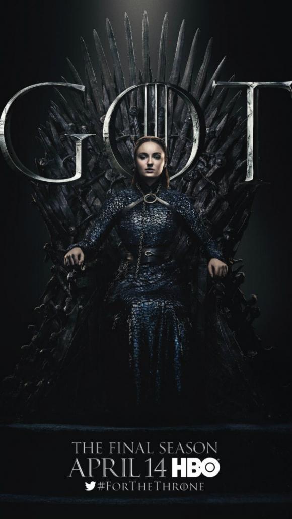 Sansa Stark. Foto: HBO