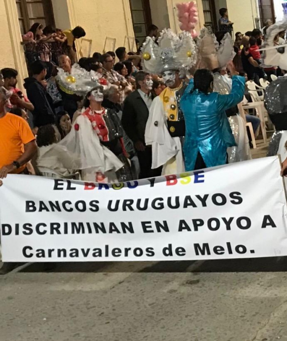 Pantcarta Carnaval de Melo