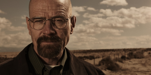 Walter White, personaje de la serie Breaking Bad. Foto: Flickr