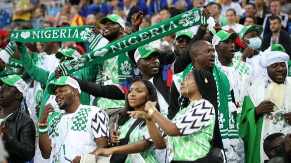 Miles de africanos llegaron a Rusia para el Mundial. Foto: Archivo