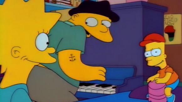 Michael Jackson puso su voz en un episodio de Los Simpsons. Foto: