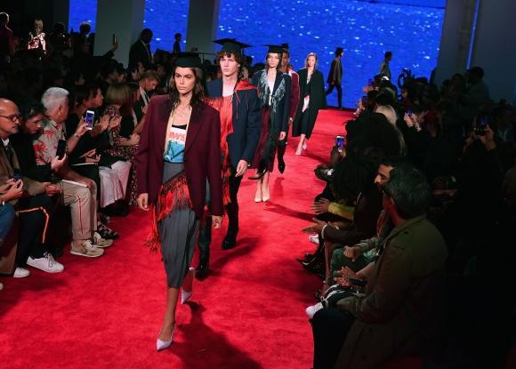 Fashion Week. La icónica marca estuvo ausente del clásico evento de moda neoyorquino.