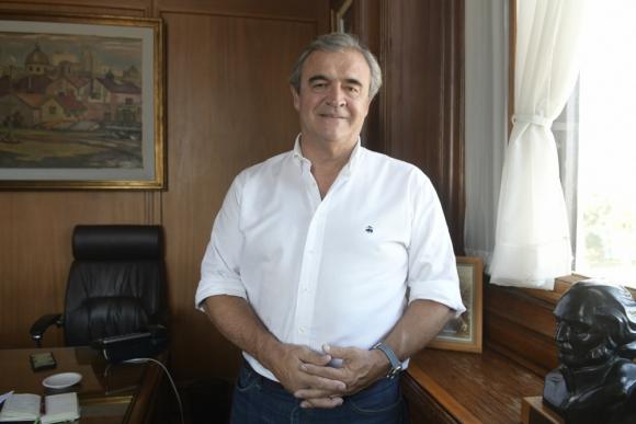 Jorge Larrañaga. Foto: Marcelo Bonjour