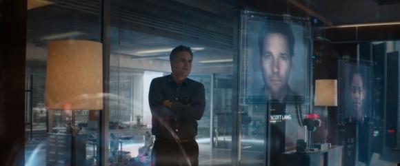 Imagen de la película Avengers: Endgame