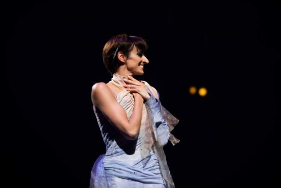 Rosina Gil, bailarina y artista del Cirque du Soleil