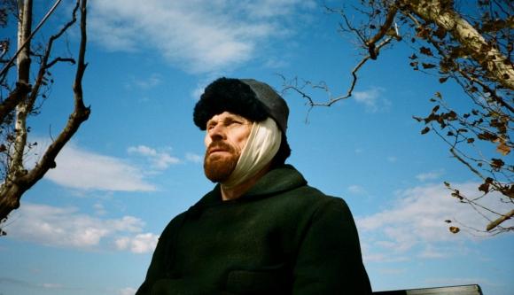 """Willem Dafoe interpreta a Vincent Van Gogh en """"Van Gogh: en la puerta de la eternidad"""" que se estrena este jueves. Foto: Difusión"""