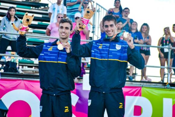 Mauricio Vieyto y Marco Cairús