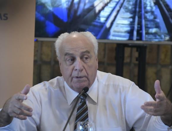 Víctor Rossi. Foto: Leonardo Mainé