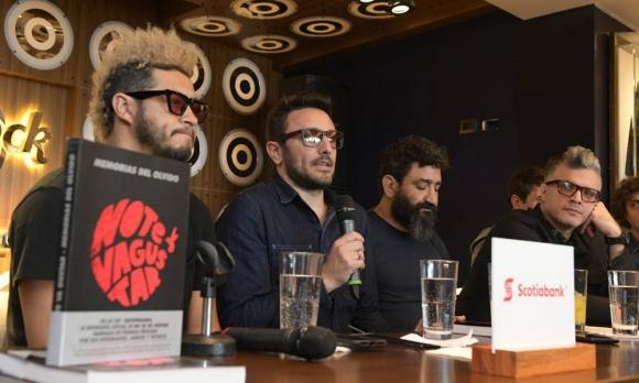 No Te Va Gustar presentó sus planes para 2019 en conferencia de prensa. Foto: Leonardo Mainé